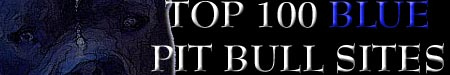 PitBlues Top 100 Blue Pitbull Sites